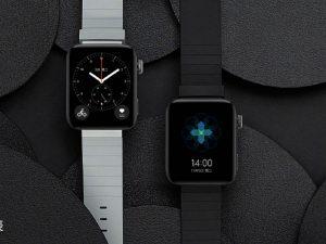 Xiaomi Mi Watch, Amazon Alexa desteği, kamera deklanşör kontrolü ve daha fazlasını alıyor