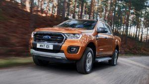 Ford, eski kamyonlar ve yeni Bronco Sport'u hatırlatıyor