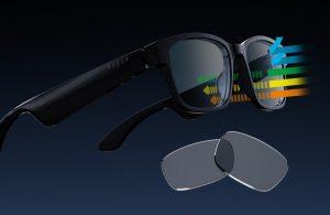 Razer, gerçekten kablosuz ses ile entegre olan Anzu akıllı gözlüklerini piyasaya sürdü