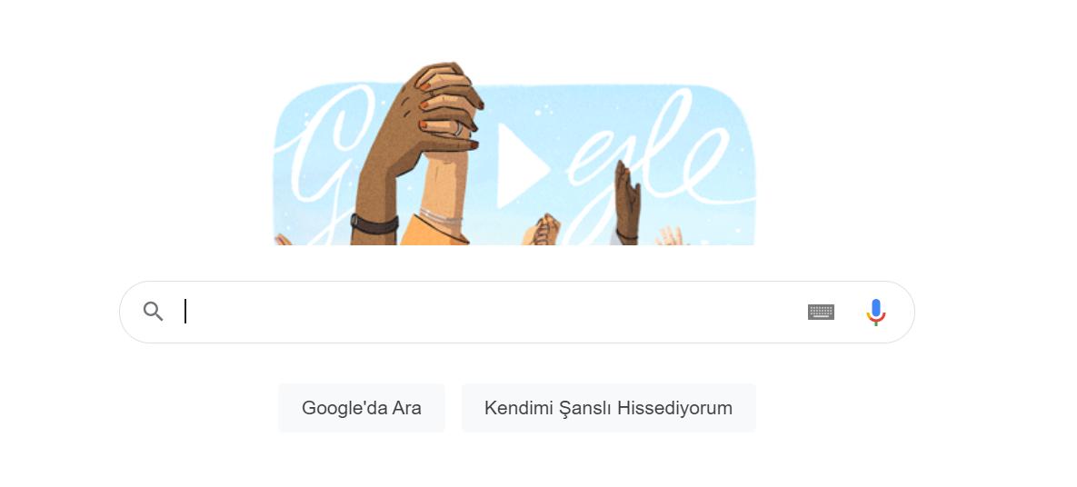 Google 'Dünya Kadınlar Günü'ne Özel Doodle Yayınladı! 2021