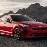 2022 Kia Stinger, BMW'yi canlandıran spor sedana güç ve yeni bir stil katıyor