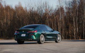 2022 BMW Alpina B8 Gran Coupé, 8 Serisine nadir ve gösterişli bir görünüm kazandırıyor