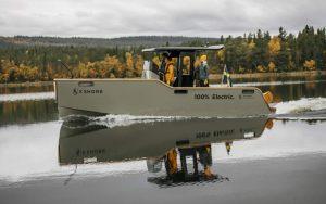X Shore'un Eelex 8000 - elektrikli teknelerin Tesla'sı - ABD'ye geliyor