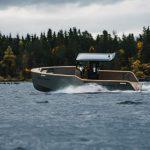 X Shore'un Eelex 8000 – elektrikli teknelerin Tesla'sı – ABD'ye geliyor