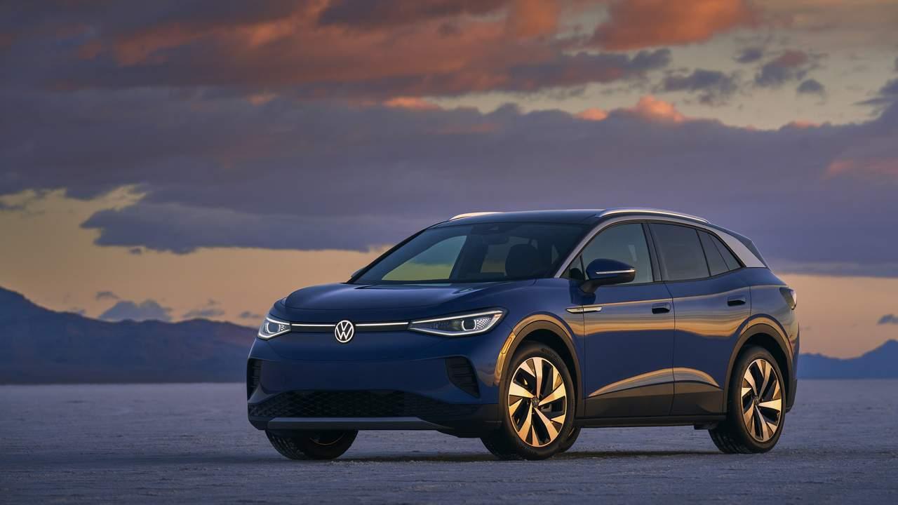 2021 Volkswagen ID.4 fiyatlandırması açıklandı: VW'nin ilk EV crossover'ı 41.190 $ 'dan başlıyor
