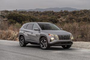 Hyundai, 2022 Tucson serisini yeni N Line ve PHEV varyantlarıyla genişletiyor