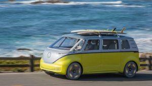 VW kimliği düşürdü. Beklediğimiz Buzz Microbus EV sürüm ayrıntıları