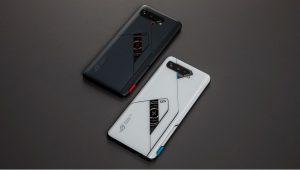 ASUS ROG Phone 5 premium oyun akıllı telefonu dayanıklılık testinde başarısız oldu