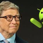 Bill Gates, Neden Android'i iOS'a Tercih Ettiğini Açıkladı!