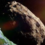 Apophis olarak bilinen büyük bir asteroit, Dünya'yı sessizce geçerken