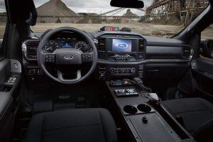 2021 Ford F-150 Polis Müdahale Aracı takip dereceli bir pikaptır