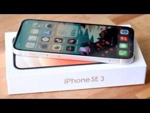 Apple iPhone SE 3, yükseltilmiş işlemci ve 5G desteğiyle gelecek yıl piyasaya sürülecek