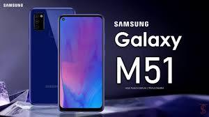 Samsung Galaxy M51, One UI Core 3.1 (Android 11) aktüellemesini alan ilk Galaxy M serisi alettir.
