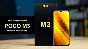 Süper Anlaşma: Poco M3 Global Sürümünü 133 $ 'a Satın Alın (Orijinal Fiyat 170 $)