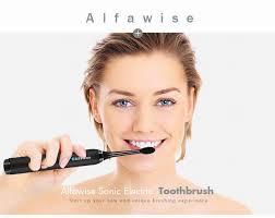 Süper Fırsat: Alfawise Sonic Elektrikli Diş Fırçasını 16,99 Dolara Satın Alın (Ek 1 $ Kupon) 2021