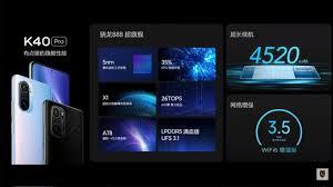 Xiaomi Mi 11 vs Redmi K40 Pro +: Özellik Karşılaştırması