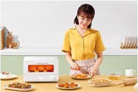 Xiaomi, MIJIA Akıllı Buharlı Fırın'ı 269 yuan karşılığında finanse ediyor (~ 41 $)