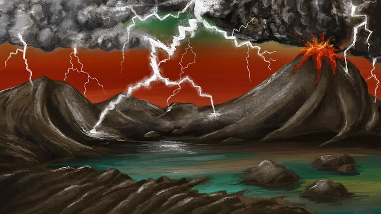 Araştırmacılar, yıldırımın Dünya'daki yaşamı tam anlamıyla ateşleyebileceğine inanıyor