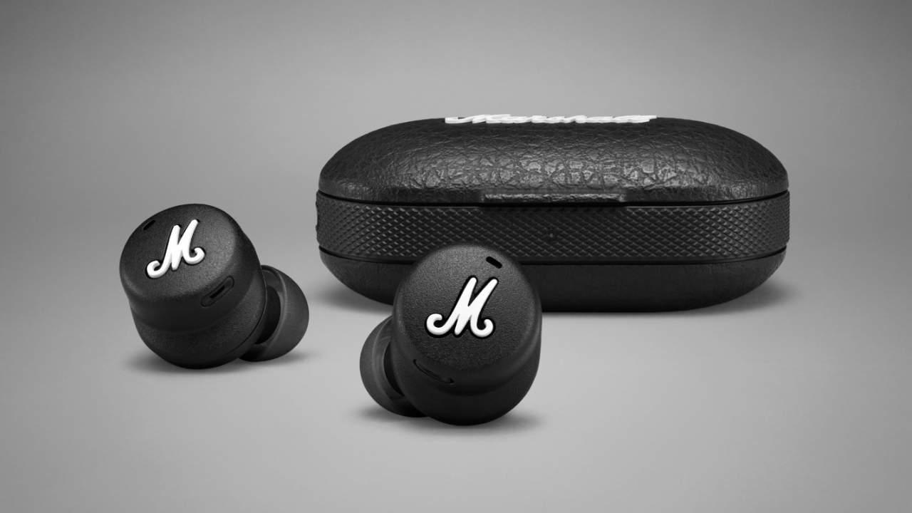 Marshall Mode II gerçek kablosuz kulaklıklar 'gürleyen' ses sunar
