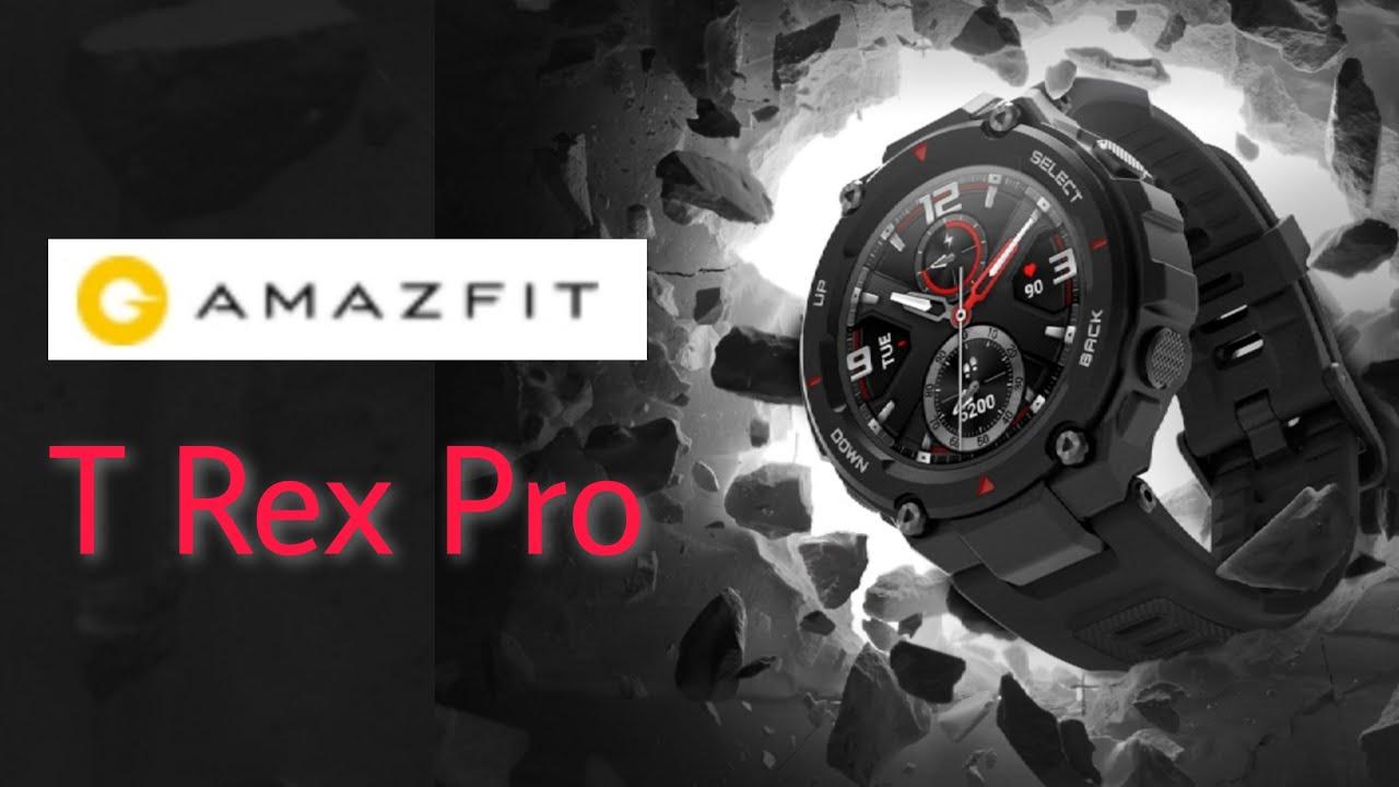 Amazfit T-Rex Pro görüntüleri ve teknik özellikleri sızıntıları; yakında başlayabilir 2021