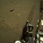 NASA, Mars'ta ilerleyen Perseverance gezgininin ilk ses klibini paylaştı