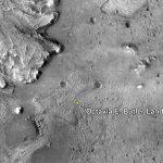 NASA Perseverance Rover iniş sitesi resmi bir isim aldı