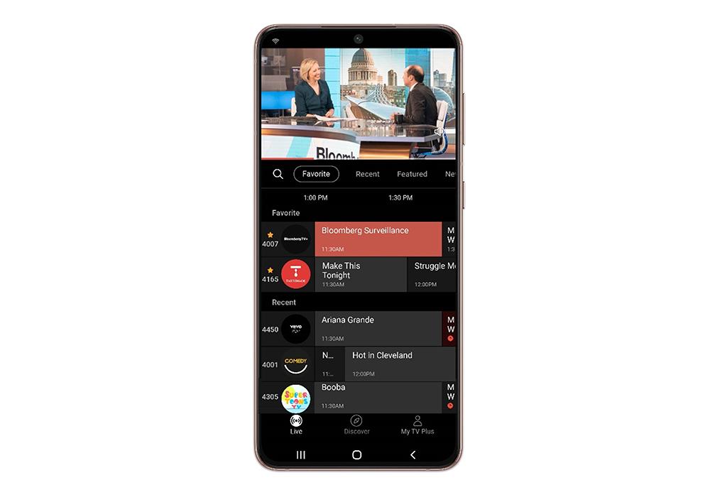 Samsung TV Plus, 10 ülkeye daha genişliyor