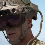 Microsoft HoloLens tabanlı kulaklık, Ordu için üretime girdi