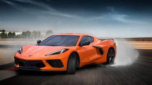 Chevrolet, üç yeni 2022 Corvette rengini tanıttı