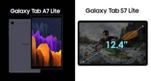 Samsung Galaxy Tab A7 Lite, destek sayfaları yayına girerken yakında Avrupa'da piyasaya sürülecek