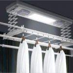 Beijing Tokyo Manufacturing Co., UV sterilizasyonlu elektrikli giysi kurutma rafını piyasaya sürdü