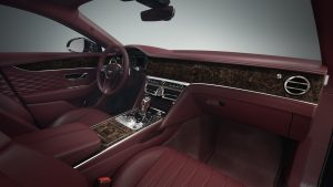 2022 Bentley Flying Spur, Sanal Prototipleme sayesinde artık daha sessiz ve daha lüks