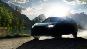 Subaru Solterra elektrikli SUV, markanın ilk AWD EV'si olarak onaylandı