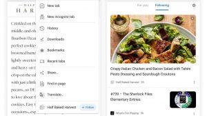 """Chrome """"Follow"""" deneyi, Google Reader'ı ölümden döndürüyor"""