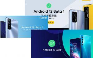 Android 12 Beta artık çok daha fazla cihaza açık