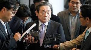 Samsung'un Lee Ailesi 10,8 Milyar Dolardan Fazla Miras Vergisi Ödeyecek
