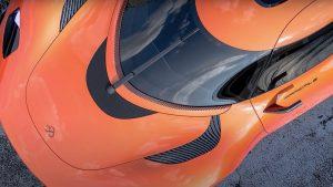 Viritech Apricale, şasisinde hidrojeni depolayan, hidrojenle çalışan bir hiper otomobil