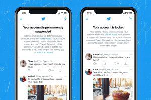 Twitter, yasaklı, kilitli ve askıya alınmış hesaplardan haberdar olmaları için bir bildirim seçeneği için genel bir talepte bulunmayı zorunlu kılıyor